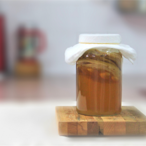 Why We Use Kombucha Tea